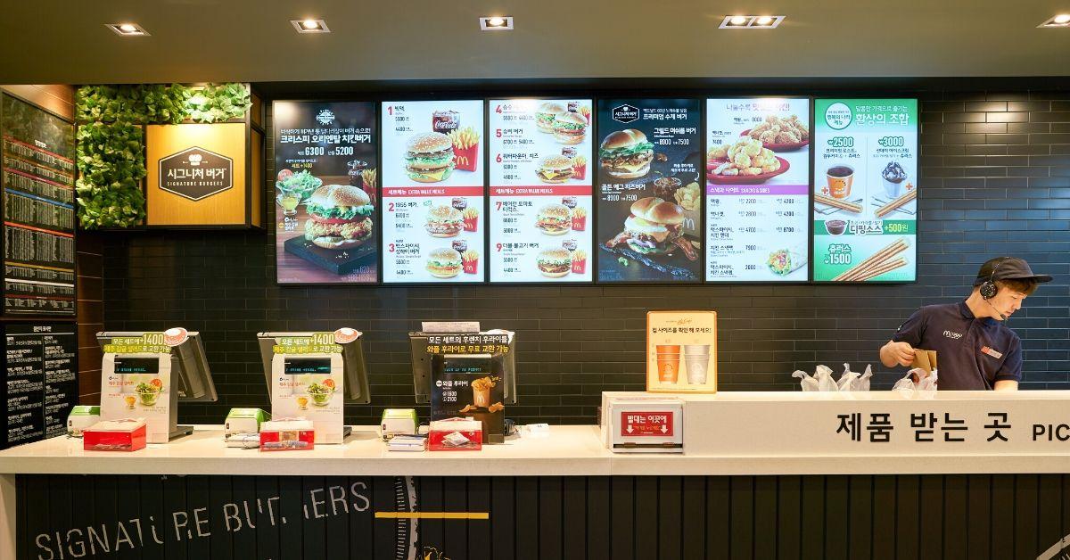 Digital Menu Boards Should Your Restaurant Use Digital Signage Blog Dwall Online